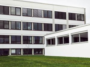 Ein wirklich modernes Gebäude